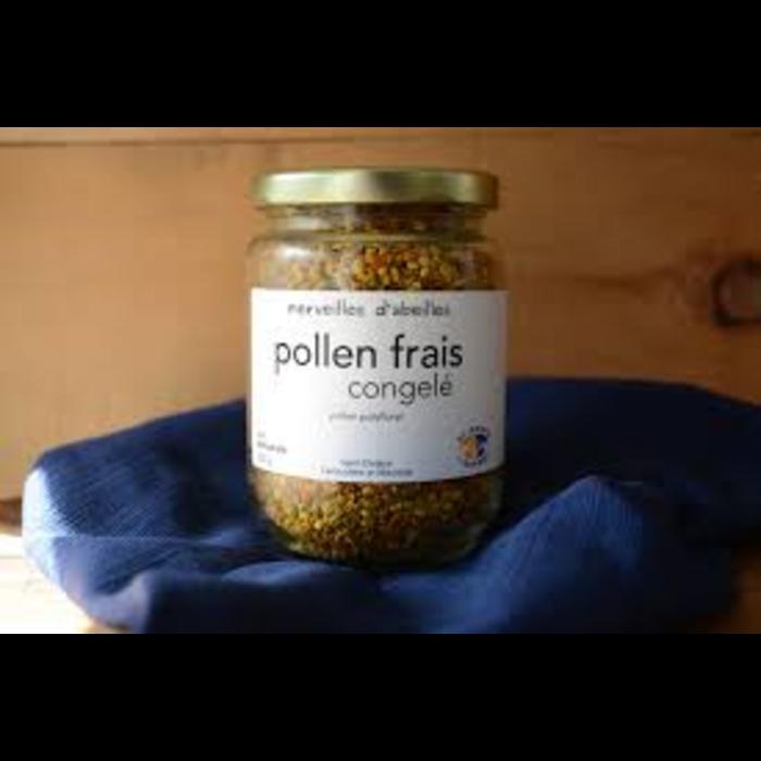 Pollen frais congele 250g