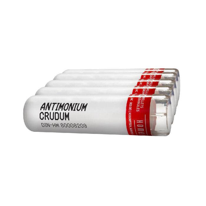 Antimonium Crudum 9CH