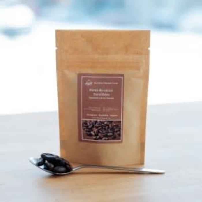 Fèves de cacao torréfiées 60g