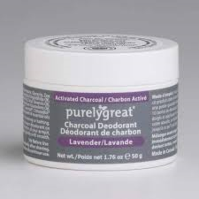 Deodorant Lavande Charbon 50g
