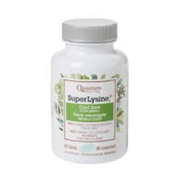 Super Lysine 500 mg 90 comprimés