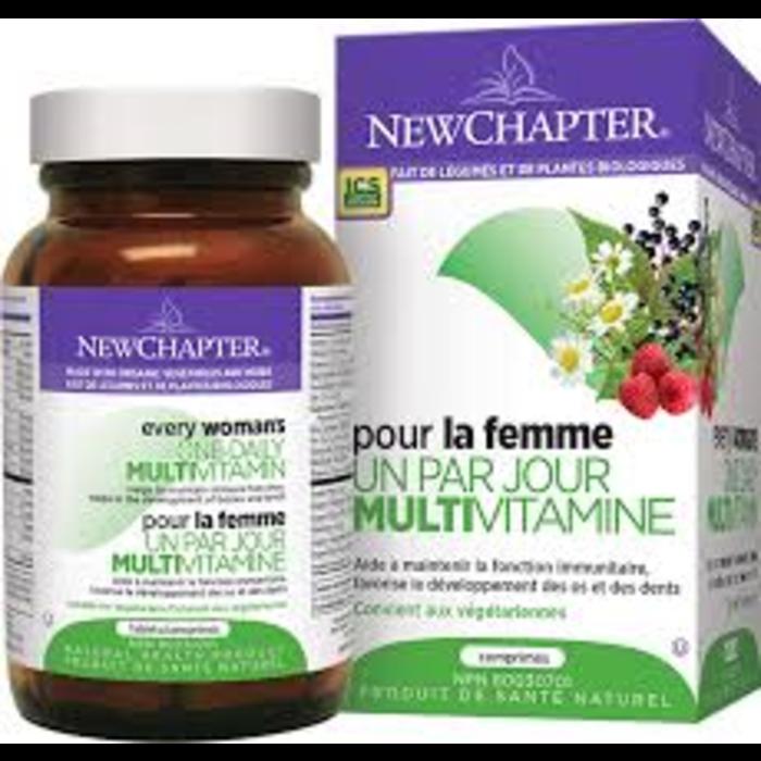 Multivitamine Femme 1 par jour 48 comprimés