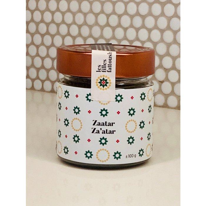 za'atar (mélange maison) 100g