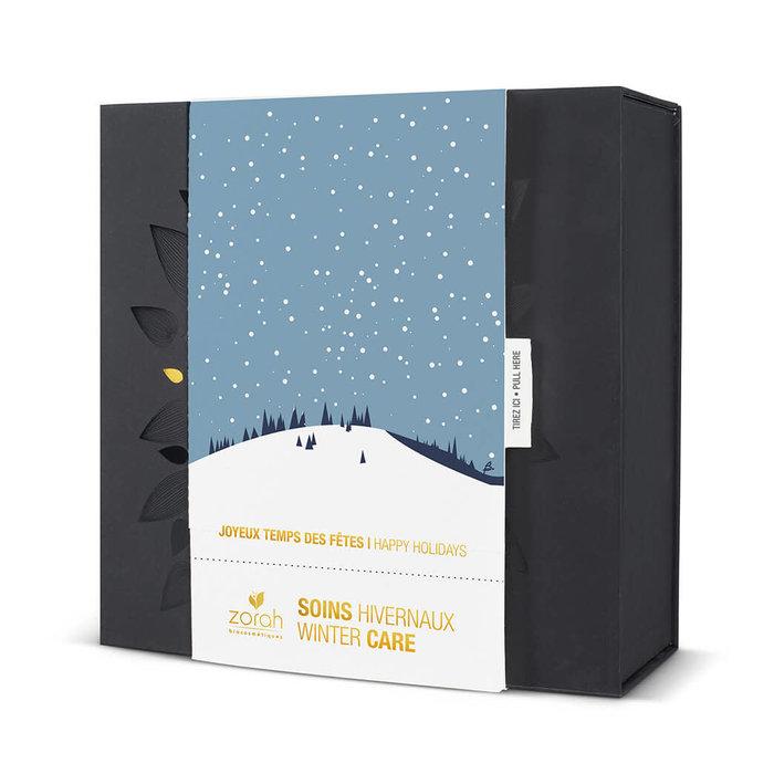 Coffret confort Soins hivernaux (Ino, Yepa, Lya, Pure Argan 30ml)