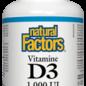 Vitamine D3 comprimés