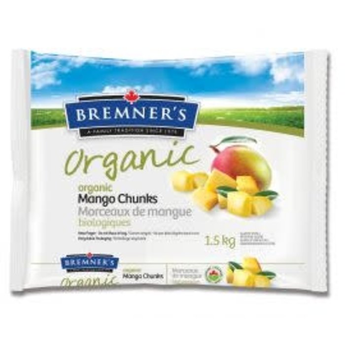 Fruits biologiques congelés 1,5 kg
