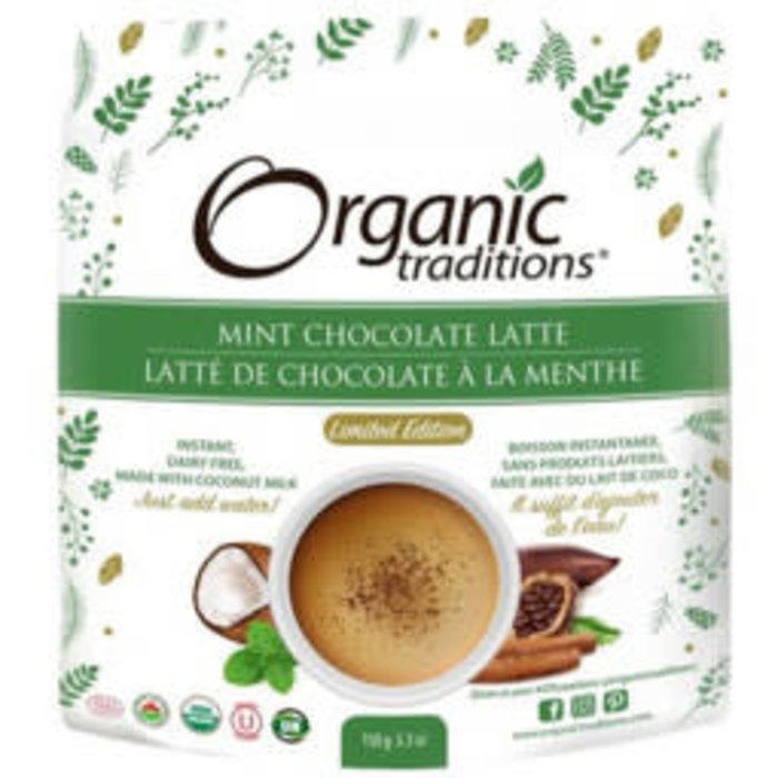 Lattes de chocolat a la menthe 150g