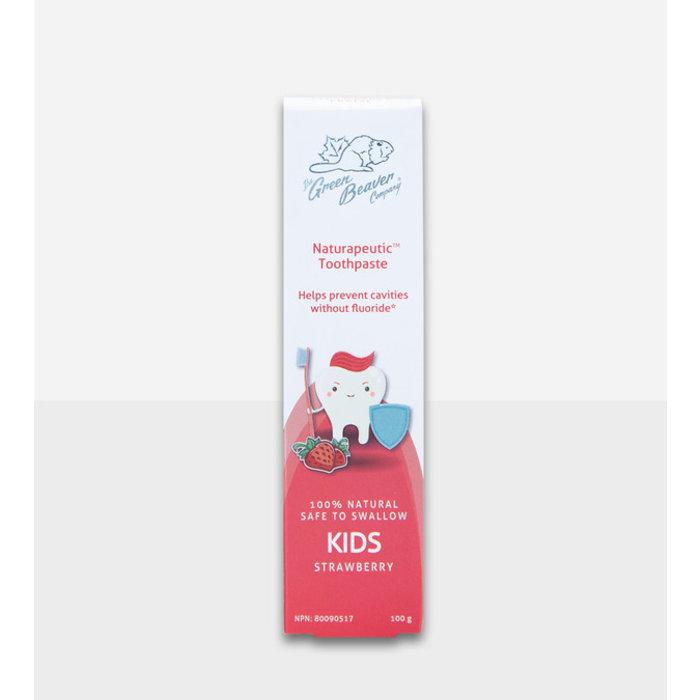 Dentifrice anti-carie enfant 100g fraise