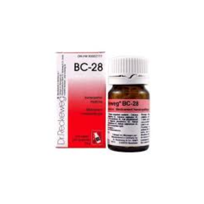 BC28 200 comprimes