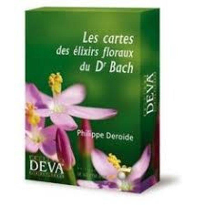 Jeu de cartes sur les fleurs de Bach