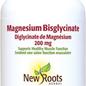 Magnesium bisglycinate 200mg 240 capsules