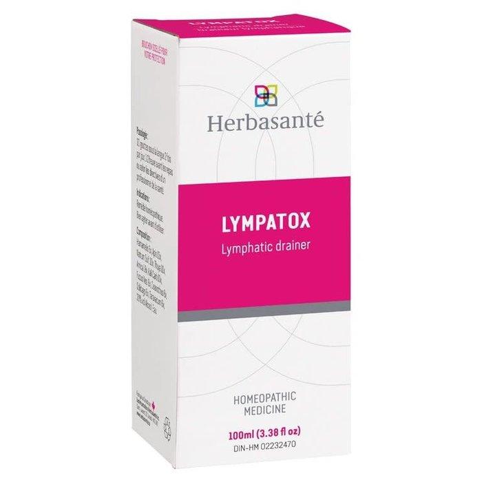 Lympatox - médicament homéopathique draineur lymphatique 100 ml