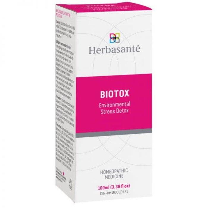 Biotox - remède homéopathique pour détox 100 ml