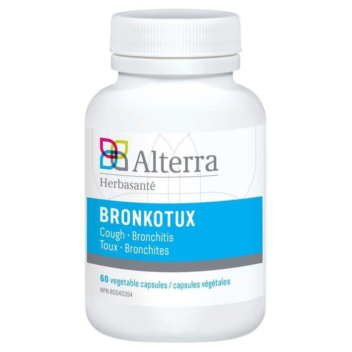 Bronkotux 60 capsules