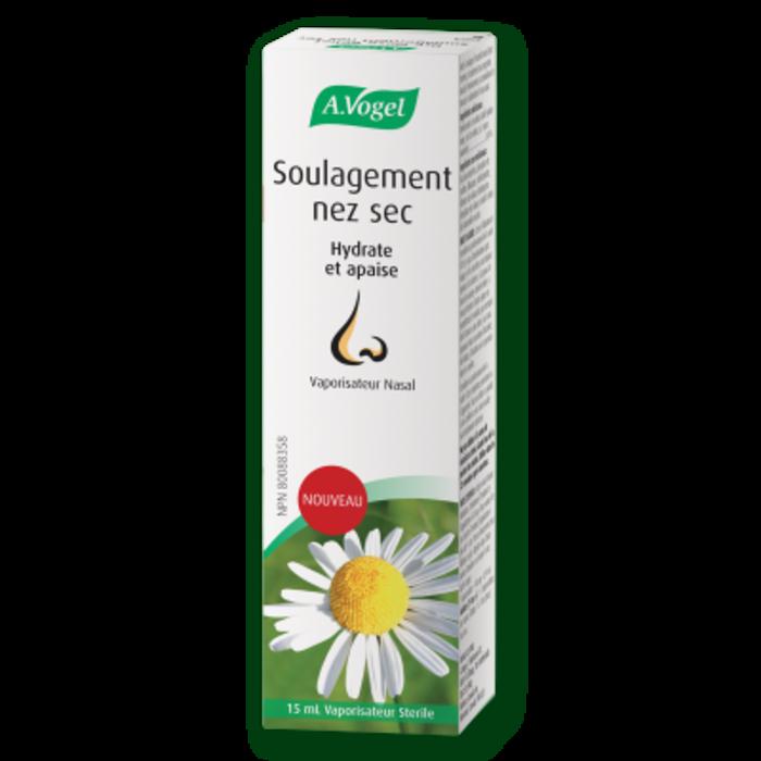Soulagement nez sec - vaporisateur nasal 15ml