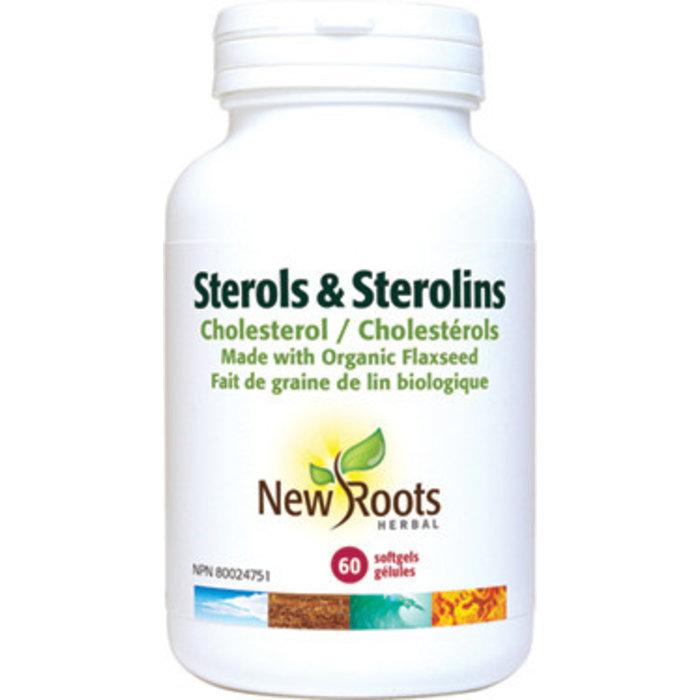 Stérols et Stérolins Cholesterol 60 gélules