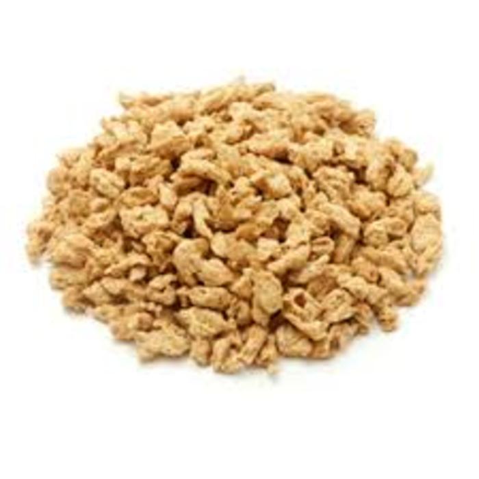 Proteine de soya texturée PVT gros morceaux bio 200 g