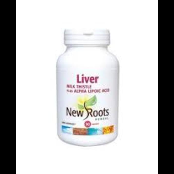 Liver (Chardon-marie) 90cap + Huile rose musquée 30ml