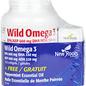 Wild Omega 660ADH 120gel.+ Huile menthe 30ml