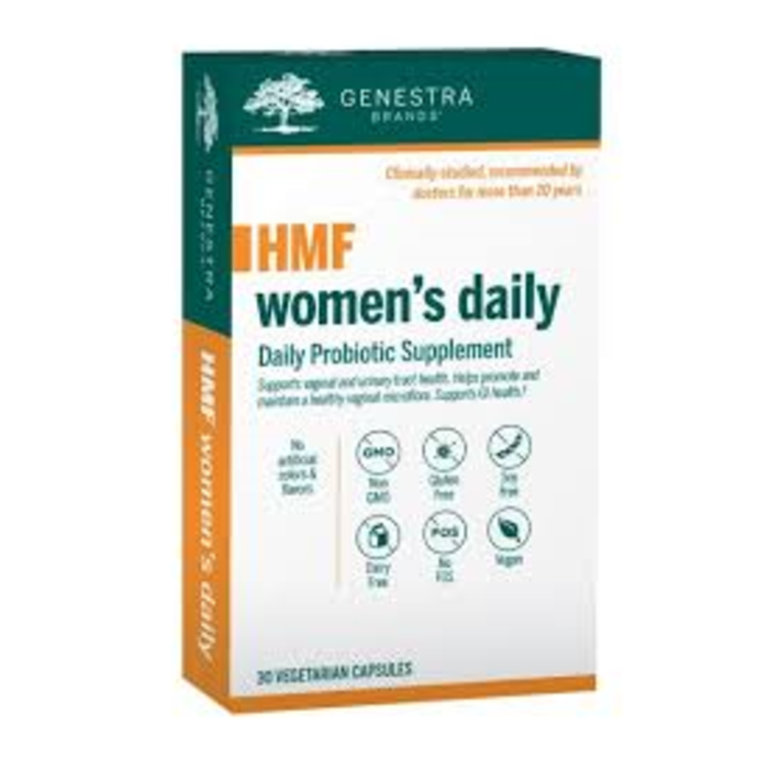Women's Daily probiotique 30 capsules