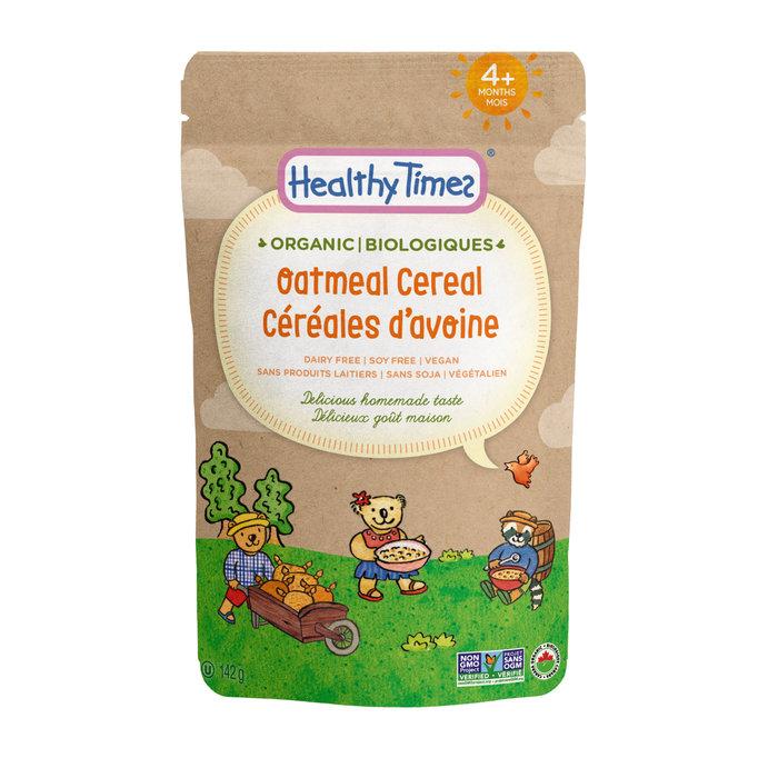 Céréales pour bébés bio
