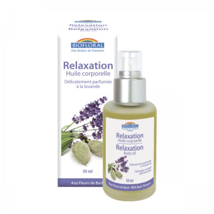 Huile corporelle Relaxation lavande 50 ml