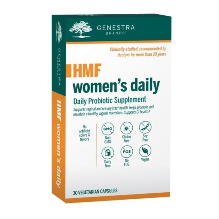 Women's Daily probiotique 30 comp.croquables