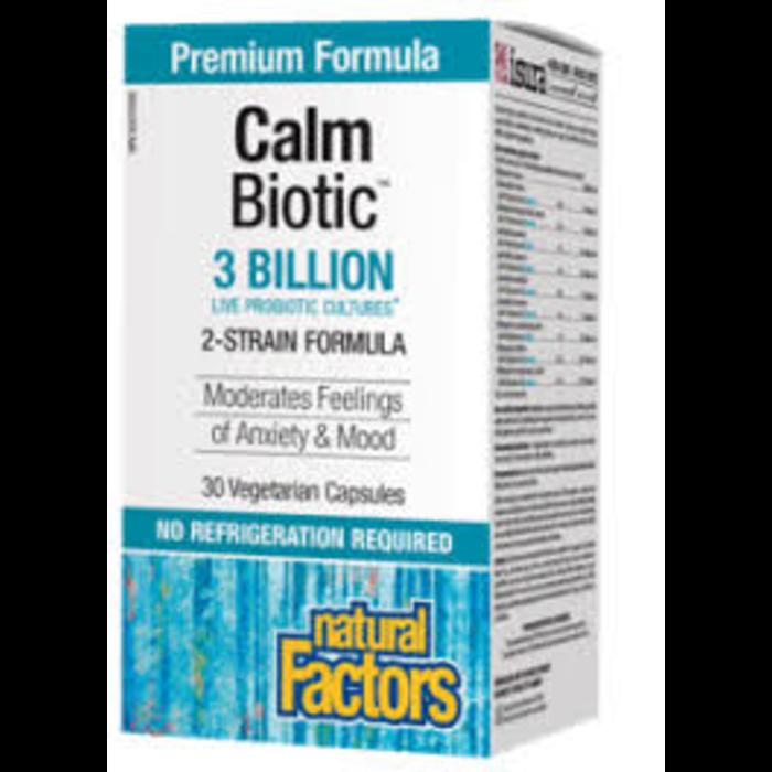 CalmBiotic 30 capsules végétales