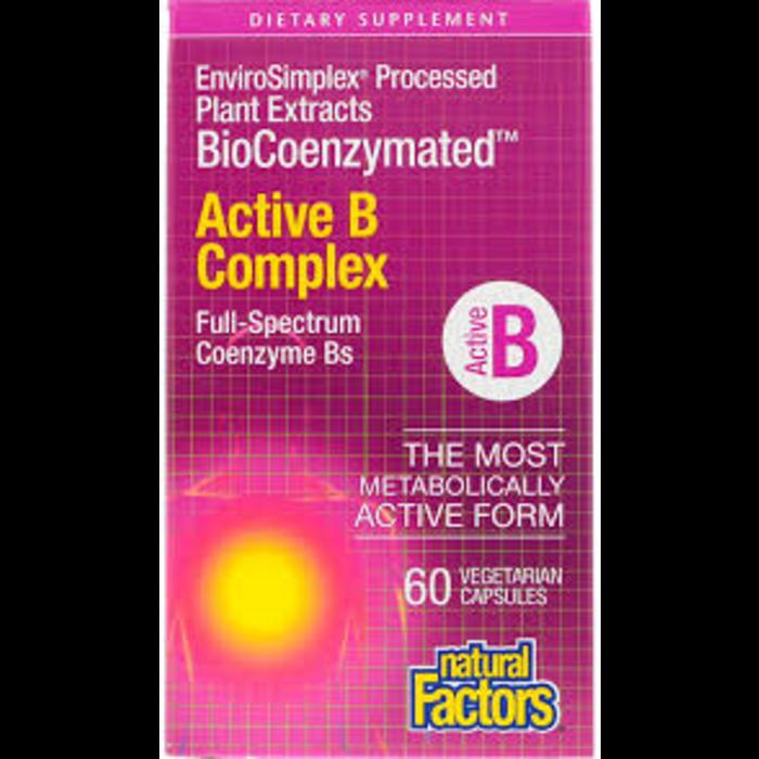 Complexe B actif 120 capsules