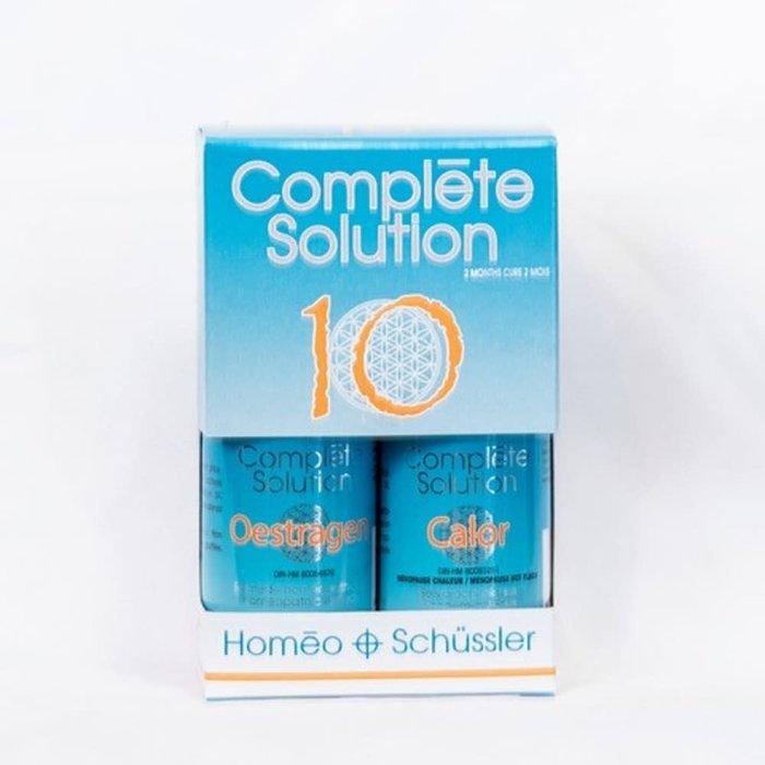 Complète  Solution 10 - Menopause