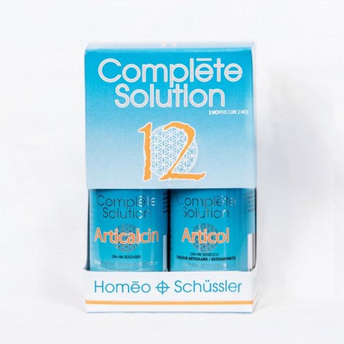 Complète  Solution 12 - Troubles articulaires