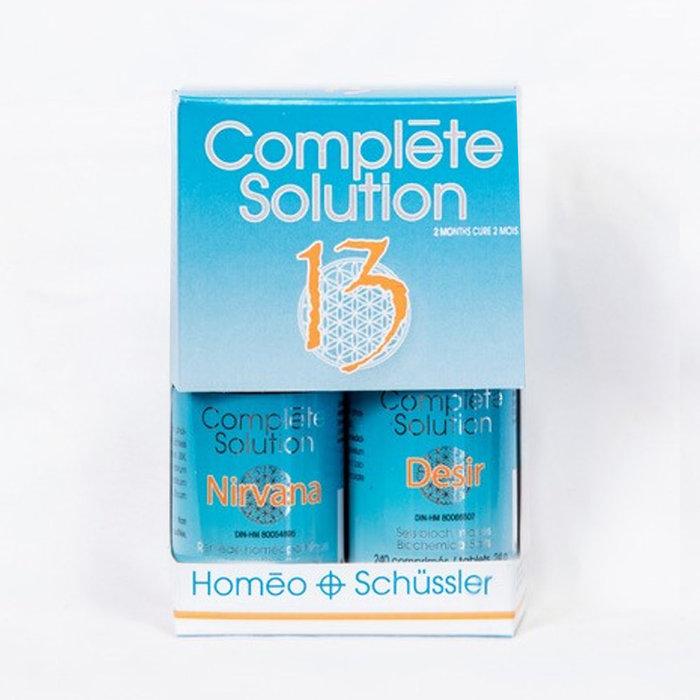 Complète  Solution 13 - Vide hormonal