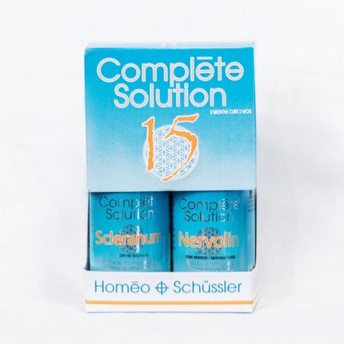 Complète  Solution 15 - Dégénérescence
