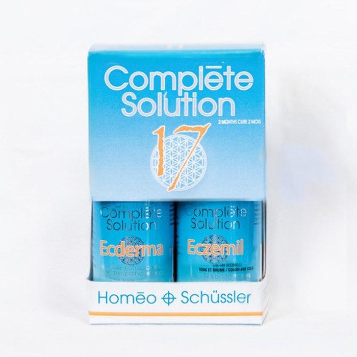 Complète  Solution 17 - Eruptions diverses