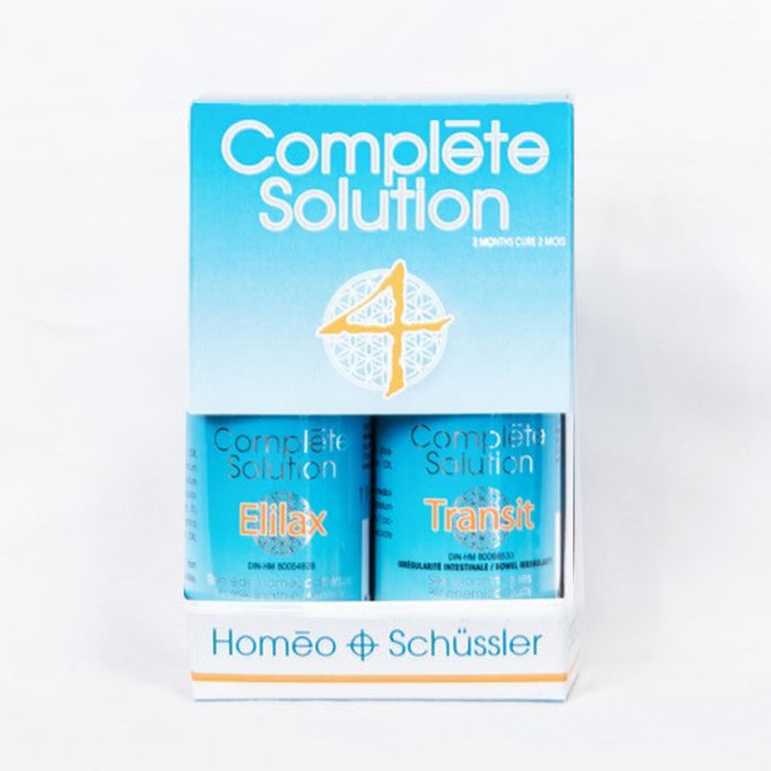Complète  Solution 4 - Constipation