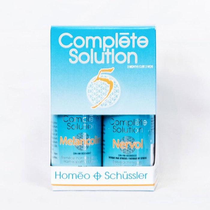 Complète  Solution 5 - Tristesse, abandon
