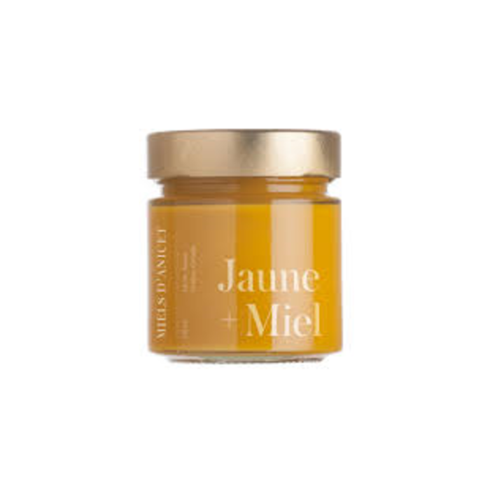 Moutarde jaune et miel 212ml
