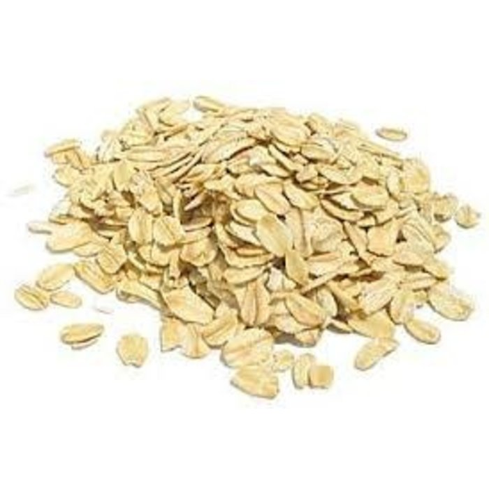 Flocon d'avoine régulier QC bio 22.68kg