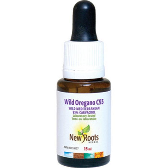 Huile origan Wild Oregano 30ml + huile essentielle Lavande 15ml emballage boni
