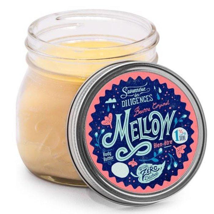 Beurre corporel Mellow 250 ml
