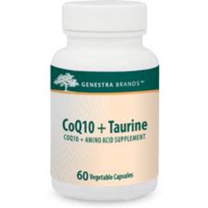 CoQ10+Taurine 60 capsules