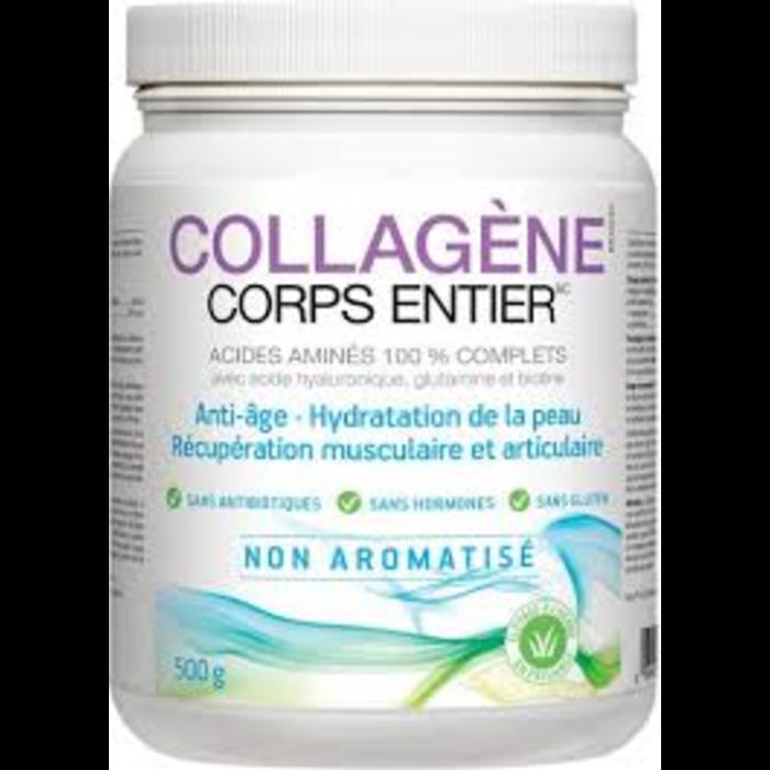 Collagène Corps entier sans saveur 500g