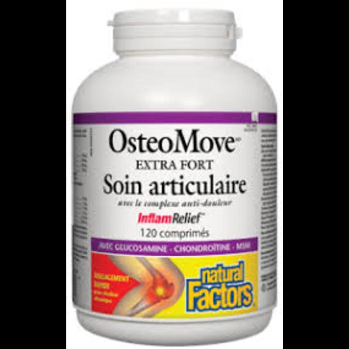 OsteoMove  extra fort120 comprimés
