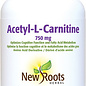 N-Acetyl L-Carnitine 750mg 90 caps