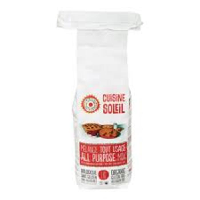Farine melange tout-usage bio 1kg