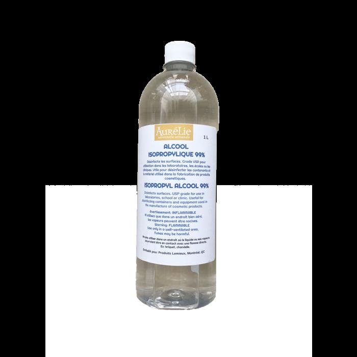Alcool isopropylique 99%  1L
