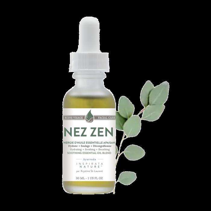 Huile nasale nez zen 30 ml