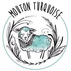 Mouton turquoise