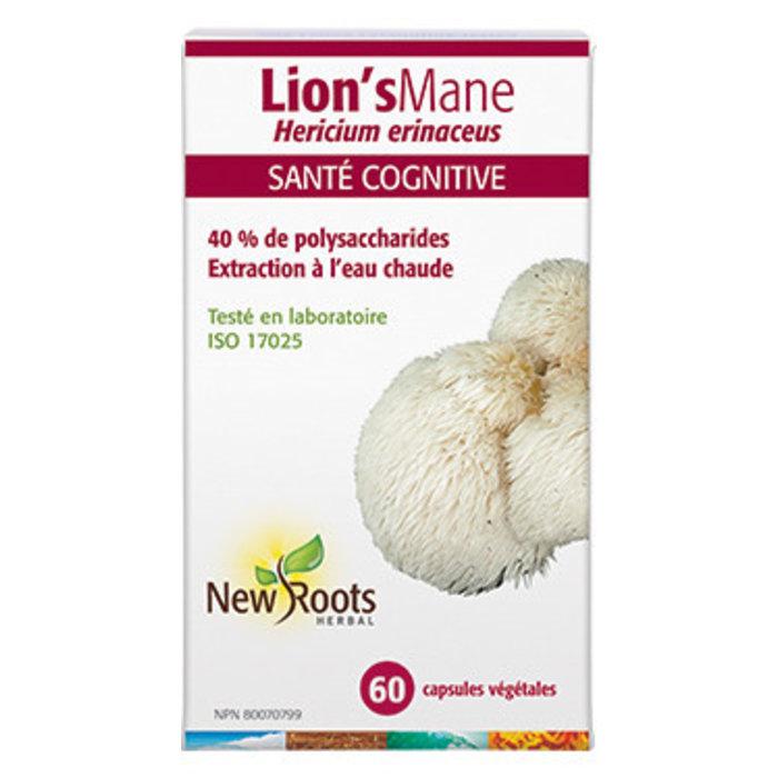 Lion's Mane (Hericium)