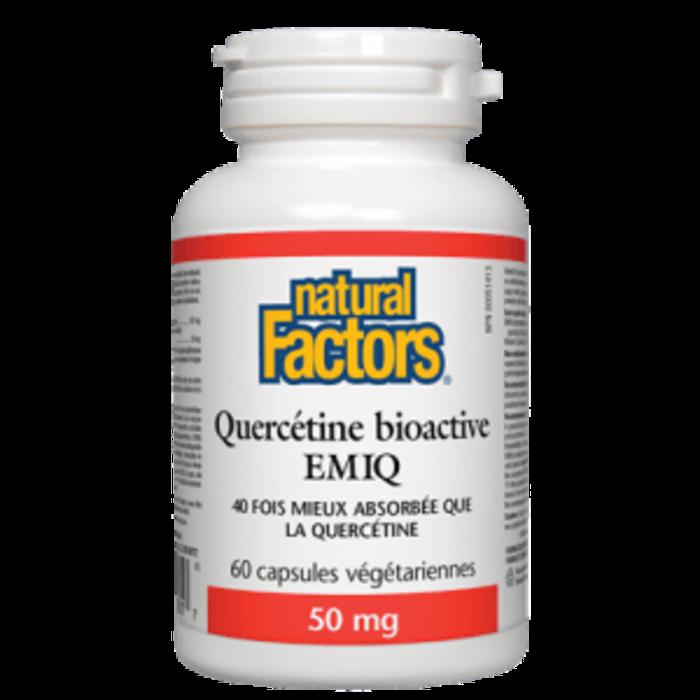Quercétine bioactive EMIQ 60 caps v.